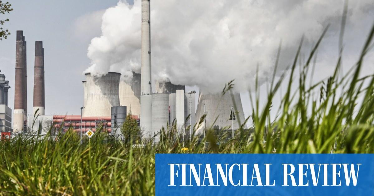 afr.com - Angela Macdonald-Smith - 'Greenwashing' warning for oil and gas directors