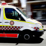 Children injured in multi-vehicle crash in Sydney's south-west