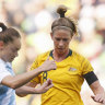 'No time for negative emotions': Matildas readying for old foe Brazil