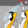 Modern Guru: The solution to in-flight irritations could be a breeze