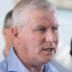 Deputy Prime Minister Michael McCormack at the Queensland Fire and Emergency Services Deployment Centre in Warana, Queensland.