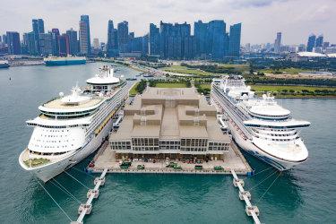cruise ships singapore