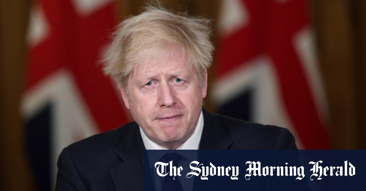 British PM warns of tougher lockdown measures as COVID-19 cases soar – Sydney Morning Herald