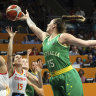 Optimistic Opals on the road to Olympic qualification