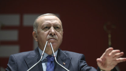 'Words have consequences': Turkey's Erdogan cited in wave of deaths in France