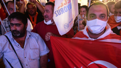 North Cyprus edges closer to Turkey after vote