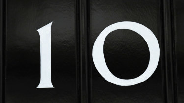 Who will be the next tenant at 10 Downing Street?