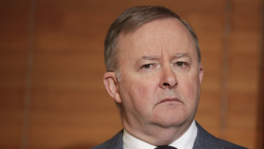 Opposition Leader Anthony Albanese is warning his shadow cabinet they can't pursue big spending policies.