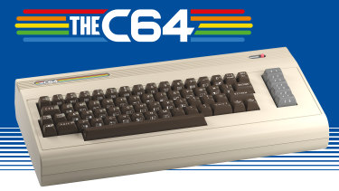 Until you spot the different logo, or the USB ports around the side, THEC64 is an excellent replica of the original.