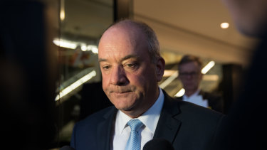 Disgraced former Liberal MP Daryl Maguire.