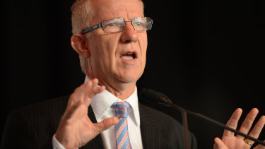 Michael Roche was head of the Queensland Resources Council for 11 years.