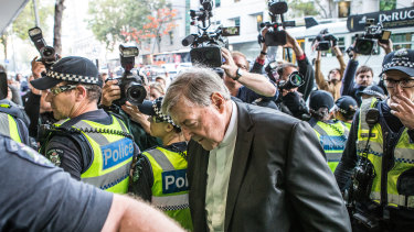 Cardinal George Pell has been committed to stand trial on multiple charges related to historical sexual assault.