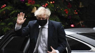 Boris Johnson's handling of the coronavirus pandemic has been shambolic.