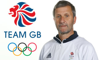 Former British Cycling doctor Richard Freeman before the 2016 Rio Olumpics.