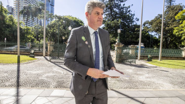 Local Government Minister Stirling Hinchliffe will tighten guidelines around council-owned entities and their business operations.