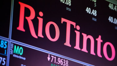 Rio Tinto had closed operations at the project following concerns about escalating violence in the region.
