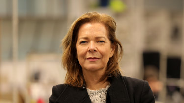 ACTU president, Michele O'Neil.