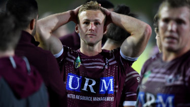 'Trent has my full support': Manly captain Daly Cherry Evans.