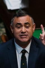 NSW Deputy Premier John Barilaro says the plan will bring certainty.