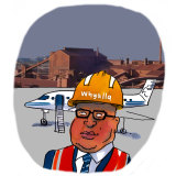 Sanjeev Gupta's businesses are in the spotlight. Illustration: Matt Golding