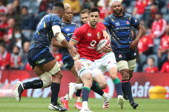 Conor Murray is the new captain of Lions.
