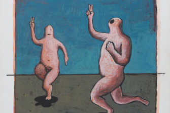 Guan Wei, Two-finger exercise no.48, 1989.