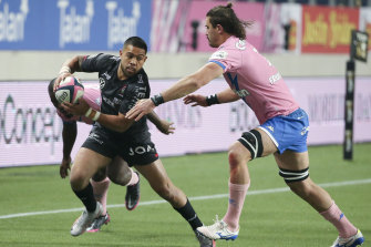 Duncan Paia'aua has been playing in Toulon since 2019.