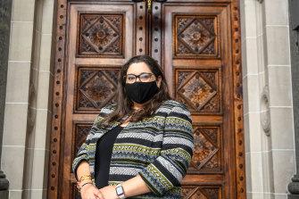 Sheena Watt has broken glass ceilings, becoming Labor's first female Aboriginal MP in the Victorian Parliament.