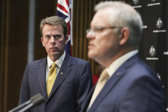 Prime Minister Scott Morrison says there will be a budget burden once the fight against the coronavirus pandemic is won.