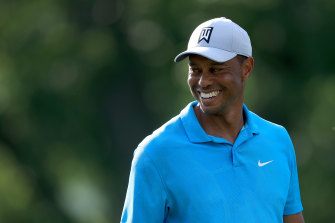 Tiger Woods is chasing a record-breaking 83rd PGA Tour victory.