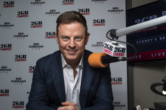 Ben Fordham has suffered another significant drop in the latest radio ratings.