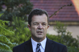 NSW Attorney-General Mark Speakman.