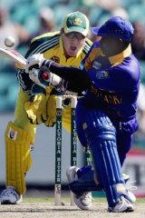 Sir Lankan cricket great Sanath Jayasuriya banned over anti