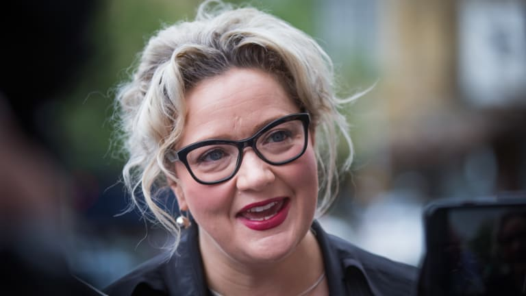 Victorian Attorney General Jill Hennessy