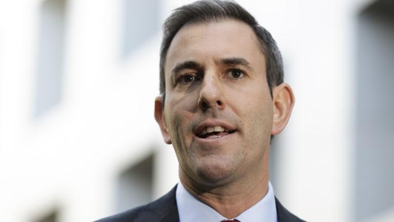 Labor's finance spokesman Jim Chalmers.