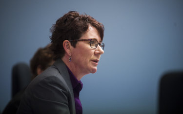 ACT Public Advocate Jodie Griffiths-Cook warned the NDIS was relying on good people rather than a good system, leaving participants vulnerable.