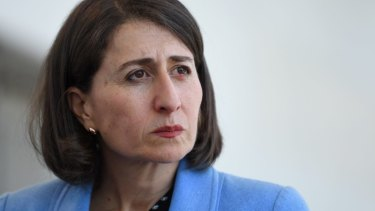 Premier Gladys Berejiklian has defended the meeting.