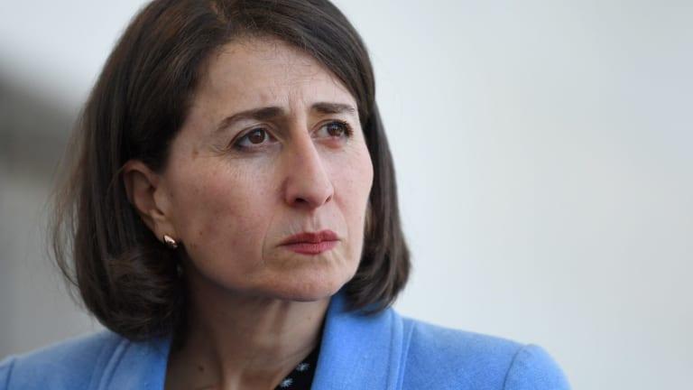 Premier Gladys Berejiklian has defended the meeting.