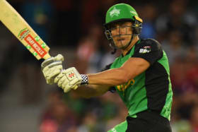 Marcus Stoinis was destructive with both the bat and ball.