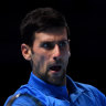 Djokovic's title hopes on knife's edge after loss to Thiem