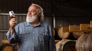 Bill Lark pioneered spirits making in Tasmania, kick-starting the modern whisky boom.