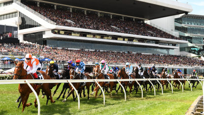 Plan for crowds at Melbourne Cup, Boxing Day Test