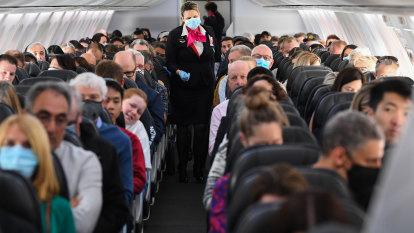Australia's busiest flight route no longer includes Sydney or Melbourne