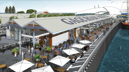 Gage Roads to revitalise Victoria Quay 'dead zone' with new brewery