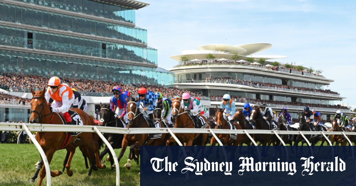 Crowd of 5500 approved for Derby Day at Flemington