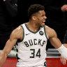 Bucks outlast Nets in game seven overtime thriller
