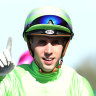 Timing right for first-time father and jockey Brenton Avdulla