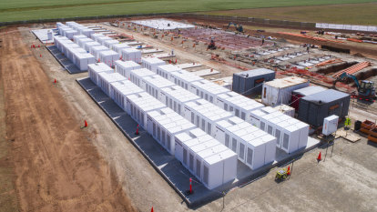 Synergy gives go-ahead to $155 million big battery in Kwinana
