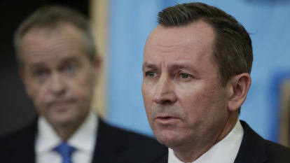 McGowan distances himself from Labor's disastrous WA campaign