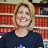 How do you campaign for a UN job from your study? Ask Natasha Stott Despoja
